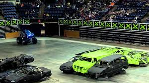 monster trucks you tube videos 9 year old boy in his mini monster truck youtube