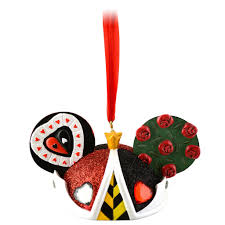 limited edition queen of hearts ear hat ornament product u2026 flickr