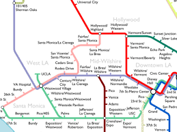 Washington Metro Map by The Most Optimistic Possible La Metro Rail Map Of 2040 Curbed La