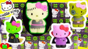 hello kitty halloween mystery minis by funko youtube