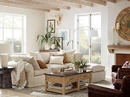 interior designs impressive pottery barn living room amazing pb air sectional natural living room pottery barn regarding