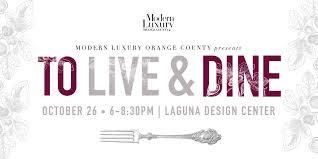 Home Design Center Temecula To Live U0026 Dine Oc 2017 At Laguna Design Center Press Enterprise