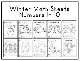 numbers 1 10 worksheet worksheets