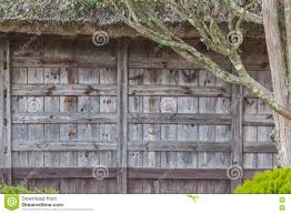old japanese house wood panel wall stock photo image 75656080