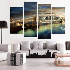 Brooklyn Home Decor Compare Prices On Brooklyn Bridge Poster Online Shopping Buy Low