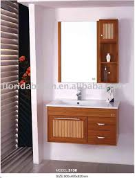 wall mounted bamboo bathroom vanity wall mounted bamboo bathroom