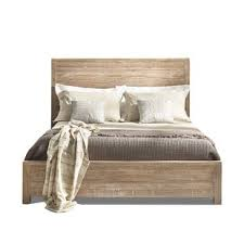 King Wood Bed Frame King Size Wood Beds You Ll Wayfair