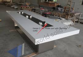 corian table tops table en corian meilleures id礬es pour des id礬es de conception de