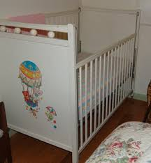 vintage baby bed crib 1960 1970 baby stuff pinterest
