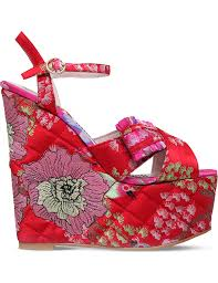 wedges heels womens shoes selfridges shop online