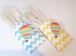 air balloon favors air balloon favor bags birthday