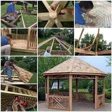 How To Build A Wooden Pergola by How To Build A Wooden Pergola
