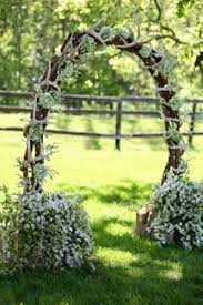 wedding arches how to make how to make a wedding arch out of branches with simple ideas