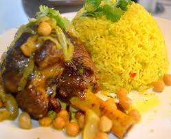 cuisine marocaine 1 recette d agneau avec le riz