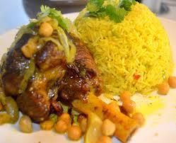 cuisine maghreb cuisine marocaine 1 recette d agneau avec le riz