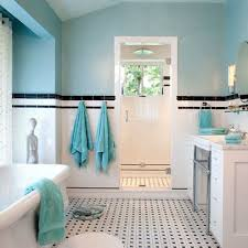 black and white bathroom ideas gallery bathroom black and white retro designs design pictures remodel