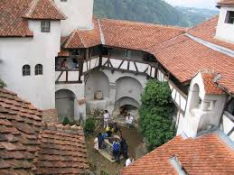 Bran Castle Interior Album Sinaia