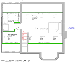 Ensuite Floor Plans Roof Lift Over Garage Extension In Lincolnshire Tvm Roof Lift