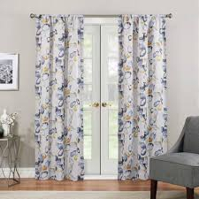Eclipse Curtains Thermalayer by Eclipse Blackout Ruffle Batiste Blackout Pool Polyester Rod Pocket