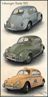 volkswagen classic models volkswagen beetle 1963 3d models toffanello