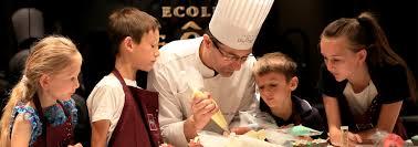 cours de cuisine ado école et ateliers de cuisine lenôtre
