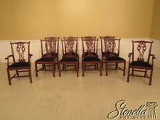 hickory dining room chairs hickory chair dining ebay