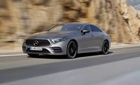 2019 mercedes benz cls class pretty again plus an inline six