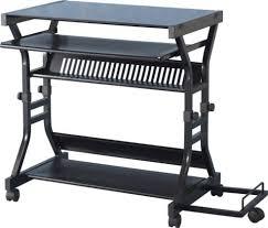 Small Computer Desk Tesco Best 25 Black Glass Computer Desk Ideas Only On Pinterest