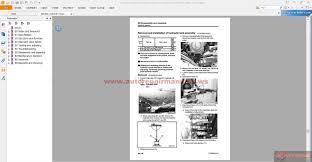 komatsu hydraulic excavator service manuals 2013 2014 auto