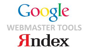 как зарегистрироваться в вебмастерах google и yandex как