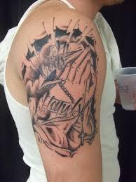 shoulder tattooo 35 stunning religious shoulder tattoos