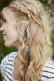 feathers in hair best 25 hair feathers ideas on feathers in hair