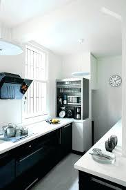 deco cuisine noir et gris decoration noir et blanc deco cuisine noir deco cuisine et