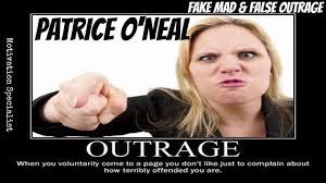 Patrice Meme - patrice o neal fake mad false outrage youtube