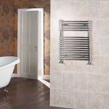 Small Heated Towel Rails For Bathrooms Heated Towel Bar Thermogroup Thermorail Round Single Bar Heated