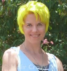 banana hair nleigh s manic panic manic panic electric banana hair