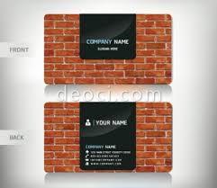 Business Card Eps Template Business Card Eps Templatedeoci Com Deoci Com Free Download