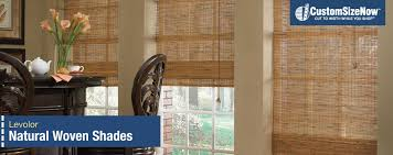 Levelor Blinds Lowes Plastic Bamboo Shades Lowes Cordless Magnetic Roman Shade Window