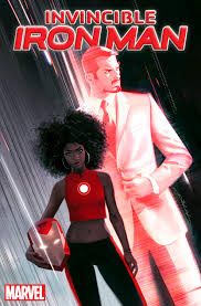Sassy Black Woman Meme Generator - marvel riri williams takes over as iron man from tony stark time