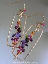 Beaded Chandelier Earrings U2013 Tracy 10 Best Images About Million Dollar Shoppers On Pinterest