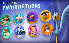 looney tunes looney tunes world of mayhem android apps on google play