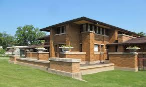 Millard House by Darwin D Martin House Frank Lloyd Wright 1903 5 Buffalo New