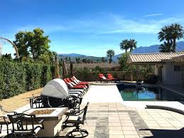 palm springs oasis private house with fire vrbo