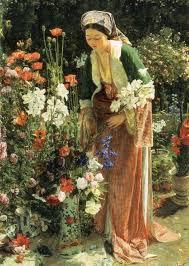 155 best art in the garden images on pinterest paintings