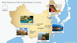 best 5 places to visit in november in china where to go in