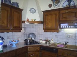 repeindre meuble cuisine chene repeindre des meubles de cuisine rustique idee decoration