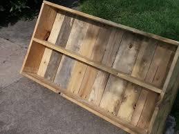 Rustic Book Shelves by Mer Enn 25 Bra Ideer Om Horizontal Bookcase På Pinterest
