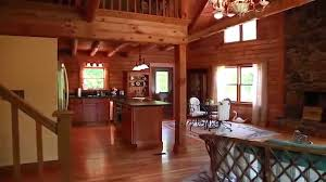 Beautiful Log Home Interiors Beautiful Log Cabin For Sale In Powhatan Va Youtube