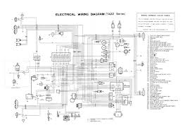 celica engine diagram typical toyota ignition system schematic and