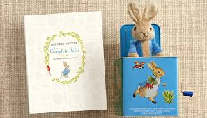 Barnes And Noble Audio Books Celebrate Spring With Peter Rabbit Themed Books And Gifts Barnes